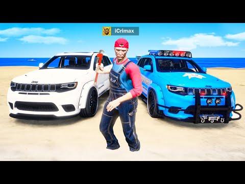 Ich TUNE ein 1000 PS POLIZEI AUTO in GTA 5 RP!