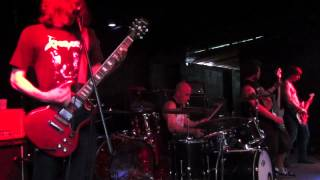 Mammoth Grinder - Chaos in Tejas 2012