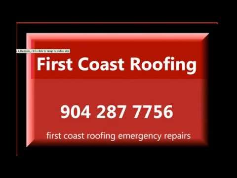 free roof estimates jacksonville fl 904 287 7756 | 110.wmv