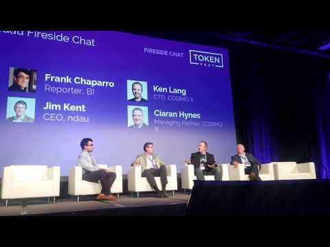 Token Fest Boston 2018- Blockchain- Fireside Chat with ndua