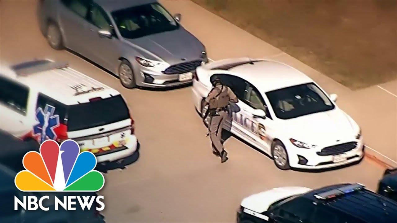 Suspect In Texas High School Shooting Released On Bond