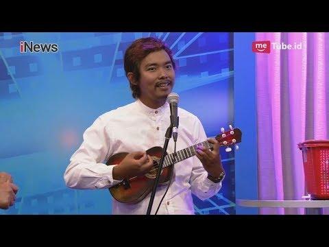 Wah!! Romantisnya Dodit Nyanyikan Lagu untuk Maria Vania Part 3B - UAT 07/03