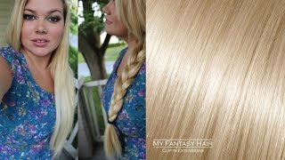 MyFantasyHair Extensions Review Thumbnail