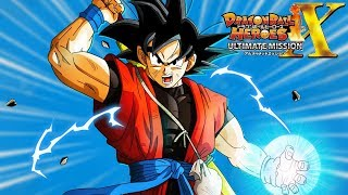 DRAGON BALL HEROES ULTIMATE MISSION X [JAP] | VOD LET'S PLAY FR #01