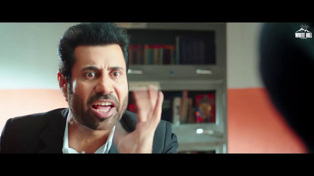 Advocate Goldy | Jaswinder Bhalla | Binnu Dhillon | Punjabi Comedy Movies | Punjabi Funny Movies