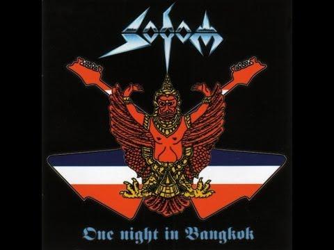 2003 - One Night In Bangkok - Sodom ( Full Concert Audio )