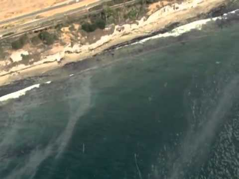 California: Spreading oil slick prompts state of emergency declaration
