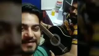#Ajay Chalotra || NJ Ronit || Ravi Mohan  live song