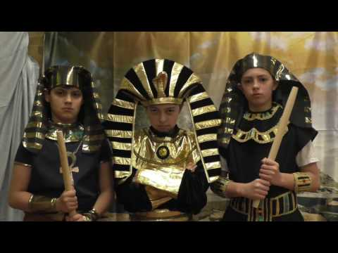 Chabad Hebrew School Passover Musical 2017