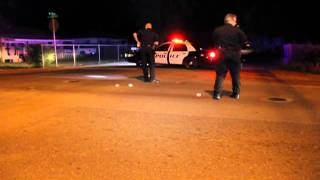 Pregnant Woman Shot In The Head In Modesto, California - RAW VIDEO For T.V. Use