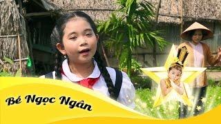 Nghĩa Mẹ | Bé Ngọc Ngân | Official MV | ST: Lâm Hùng