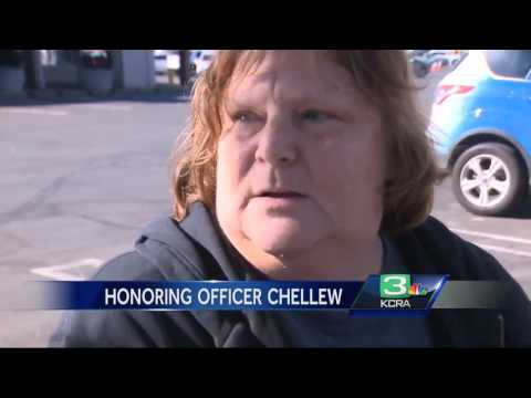 Fallen CHP officer remembered as hero