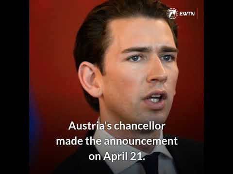 Public Masses to resume in Austria May 15