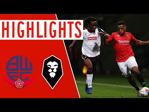 Bolton Salford Goals And Highlights