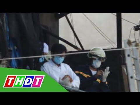 Cháy nhà lúc rạng sáng, 3 người thiệt mạng   THTD