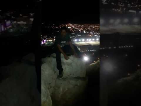 Cerro de la campana. Monterrey Nuevo león.