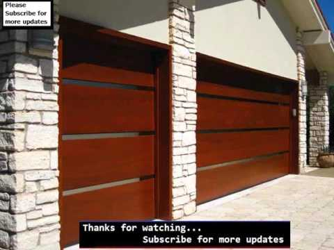 Bypass Sliding Garage Doors