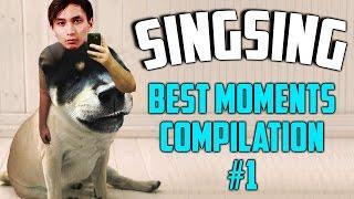 SingSing Best Moments Compilation #1 ◄ Dota 2 Stream