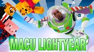 MACU-LIGHTYEAR | LUCKY BLOCKS C/ Luh, Exo y Macu