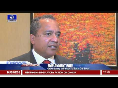 Employment Rate: GEM Equity Window To Take Off Soon 04/11/15