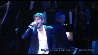 a-ha live -  We're Looking for the Whales (HD), Royal Albert Hall, London 08-10-2010