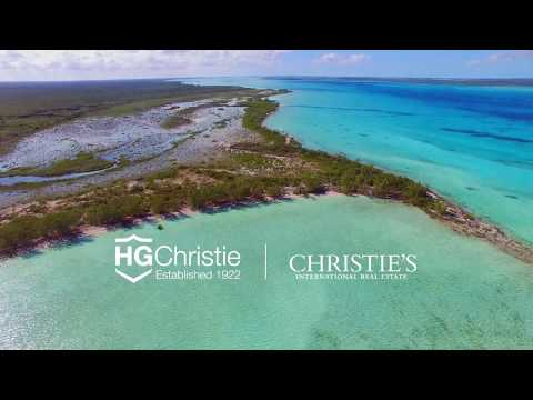 Blue Hole Cay Private Island - Andros - DS10650