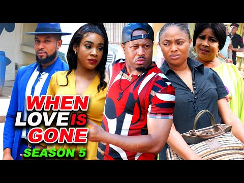 WHEN LOVE IS GONE SEASON 5-(Trending New Movie)Mike Ezuruonye 2021 Latest Nigerian New Movie Full HD