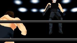 N64 WCW vs. nWo: World Tour - Sting vs The Giant