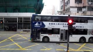 [HD]RV4139@606 港島民生書院-怡泰街 (Enviro400系列)