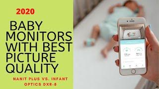 Nanit Plus Vs. Infant Optics DXR-8 Video Baby Monitor- Indepth Review