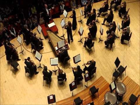 Bach Branderberg Concerto No 3. Philadelphia Orchestra April 20th, 2013