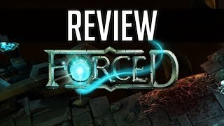 Forced (2013) Gameplay Review - Steam Greenlight Game