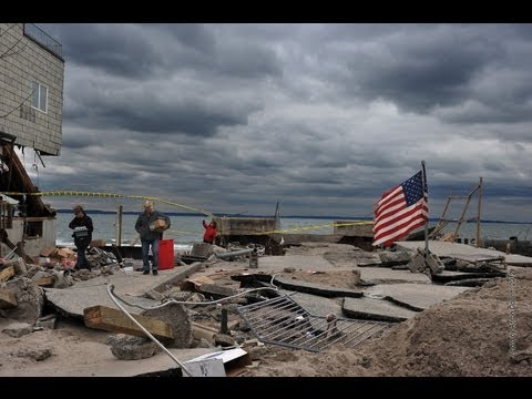Press Photos from Hurricane Sandy in Brooklyn, New York, Sea Gate, Brighton, Manhattan Beach, NYC