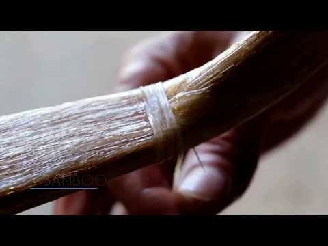 """Bow Making a Living Using Your Hands - Primitive Bows and Arrows - Seek Life """"WELLTH"""""""