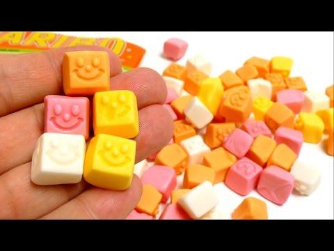 HARIBO Funny Cubes Fruit Gum Candies