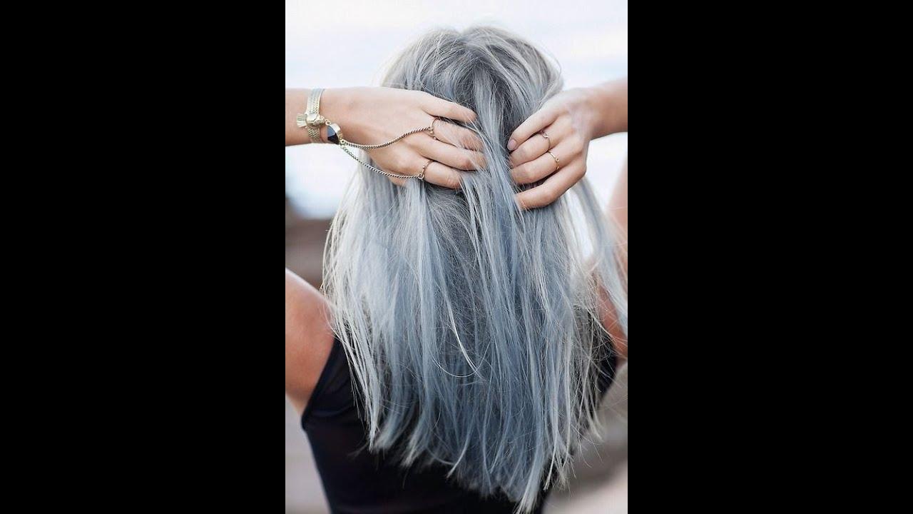 cheveux gris j 39 arr te de colorer mes cheveux youtube. Black Bedroom Furniture Sets. Home Design Ideas