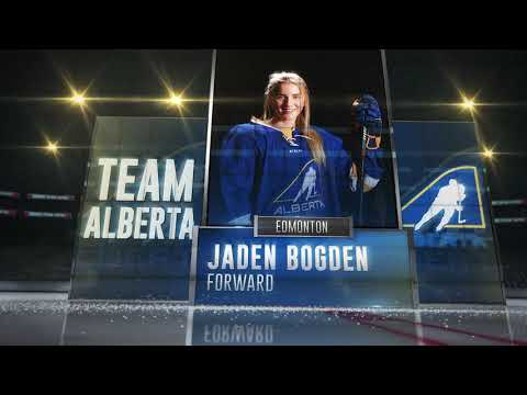 Team Alberta U18 Female Roster - 2019 Canada Winter Games