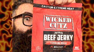 Eating Fire: The Wicked Cutz Carolina Killa Challenge | Uncut & Raw | FreakEating