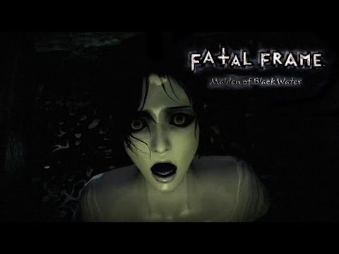 fatal frame maiden of blackwater a primeira meia hora youtube