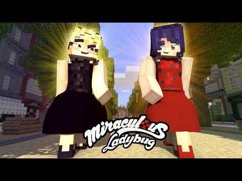 Minecraft Miraculous Ladybug 🐞 Season 2 Episode 6 🐞 Minecraft Roleplay