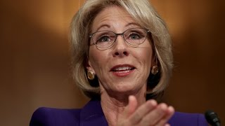 four must see moments from betsy devos s confirmation hearing