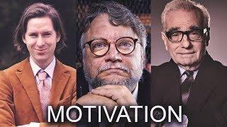 Filmmaker Motivation   Guillermo Del Toro, Martin Scorsese, Wes Anderson