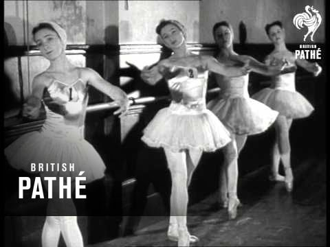 Dance Little Lady (1946)