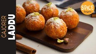 পুর ভরা গাজরের লাড্ডু | Gajorer Laddu Recipe | Laddu Recipe Bangla | Carrot Laddu | Gajorer Halwa