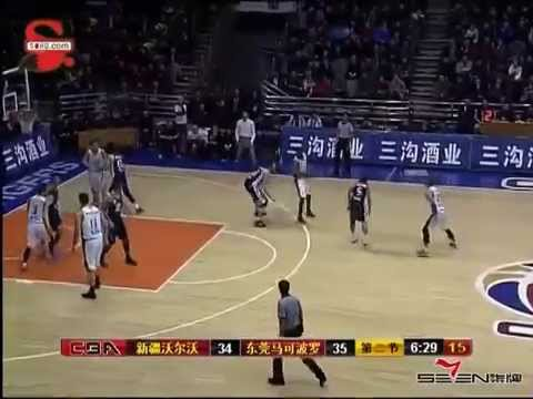 Game Recap of DongGuan Leopards vs. Xinjiang Flying Tigers on 2-12-12