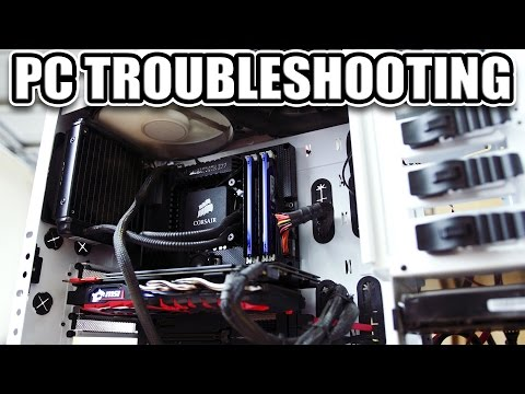 His PC keeps shutting down... here is why