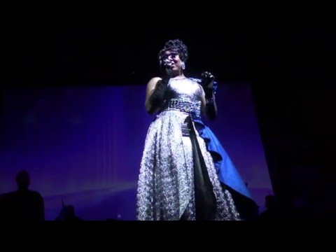 "Bebe Zahara Benet - ""Skyfall"" (Adele Cover) LIVE feat. The Blue Blood Band"