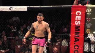 "CES MMA PRESENTS: PATH TO DESTRUCTION"" DINIS PAIVA vs KIN MOY"