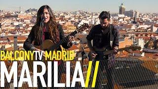 �������� ���� MARILIA - SI NO ES UN SÍ ES UN NO (BalconyTV) ������