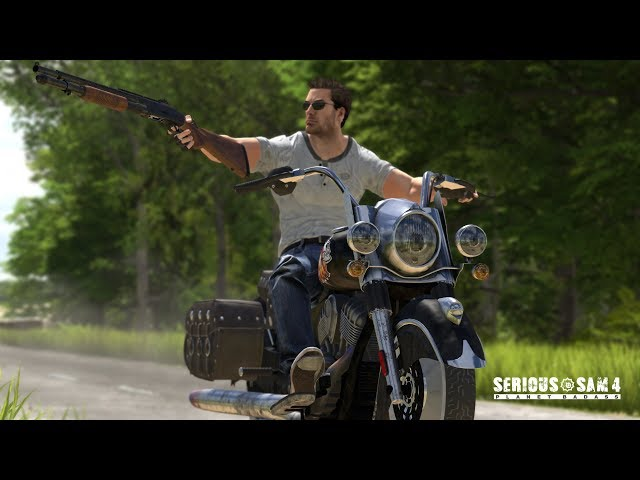 Serious Sam 4: Planet Badass -- Teaser Trailer